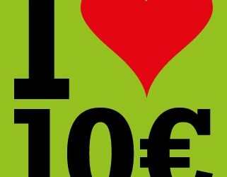 I love 10 Euros